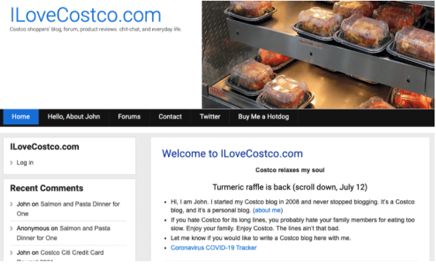 A blog dedicated to the Costco experience