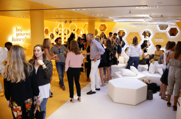 Beehive Event in NYC