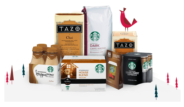 starbucks product differentiation