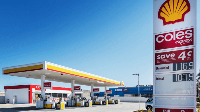 coles-express-service-station